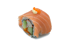 Foto Salmon Roll 8st.