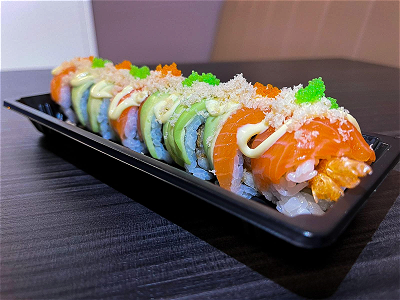 Foto Dragon Roll 8st.