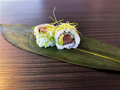 Foto Spicy Maguro roll 8st.